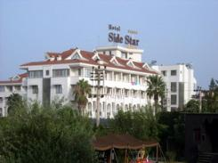 Отель Side Star Beach  5* (Сиде Стар Бич)         Курорт:Сиде