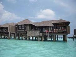 Отель Maldives Iru Fushi Resort & Spa 5* (Иру Фуши)         Курорт:Атолл Но ...