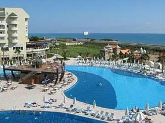 Отель Amelia Beach Resort 5* (Амелия Бич Ресорт)         Курорт:Сиде