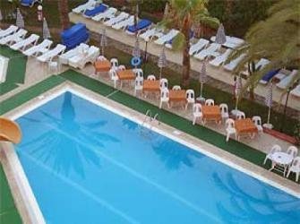Отель Club Caretta Beach 4* (Клуб Карета Бич)         Курорт:Алания