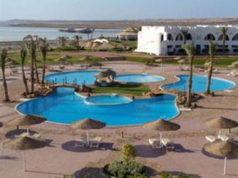 Отель Equinox El Nabaa Resort 4* (Экуинокс Эл Набаа Ризот)         Курорт:Марса Алам