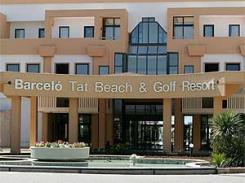 Отель Barcelo Tat Beach Golf Resort 5* (Бaрcело Тaт Бич Гольф)         Курорт:Белек