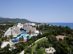 Отель Queens Park Resort Goynuk  5* (Куинс Парк Ризот Гейнюк)         Курорт:Кемер