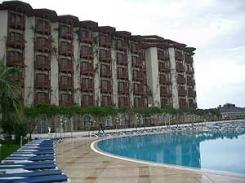 Отель Letoonia Golf Resort 5* (Летуния Гольф)         Курорт:Белек