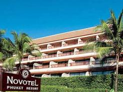 Отель Novotel Beach Resort Panwa Phuket 4* (Новотель Бич Резорт)         Курорт:Пхукет