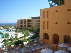 Отель Intercontinental Taba 5* (Интерконтиненталь Таба)         Курорт:Таба
