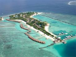 Отель Full Moon Resort and Spa Maldives 5* (Фул Мун Резорт энд Спа Мальдеве ...