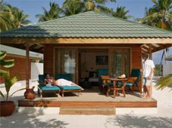 Отель J Resort Handhufushi 3* (Джей Резорт Хэндуфуши)         Курорт:Атолл Адду
