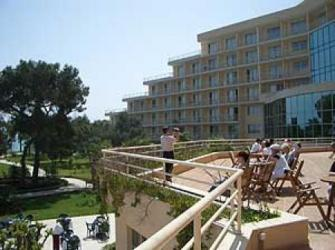 Отель Turkiz Beldibi Resort SPA 5* (Туркиз Бельдиби)         Курорт:Кемер