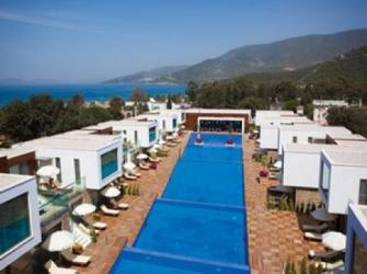 Отель Voyage Torba Private 4* (Вояж Торба Приват)         Курорт:Бодрум