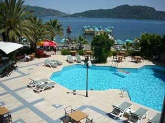 Отель Cettia Beach Resort 4* (Сеттиа Бич Ризот)         Курорт:Мармарис