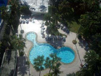 Отель Jomtien Palm Beach 4* (Жомтиен Палм Бич)         Курорт:Паттайа