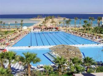 Отель Arabia Azur Resort 4* (Арабия Азур Ризот)         Курорт:Хургада
