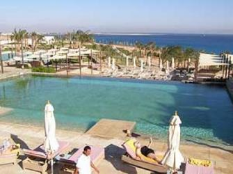 Отель Le Meridien Dahab Resort & Spa 5* (Ле Мередин Дахаб Резорт и Спа)         Курорт:Дахаб