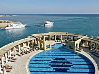 Отель Three Corners Ocean View 4* (Фри Конерс Оушен Вью)         Курорт:Эль Гуна